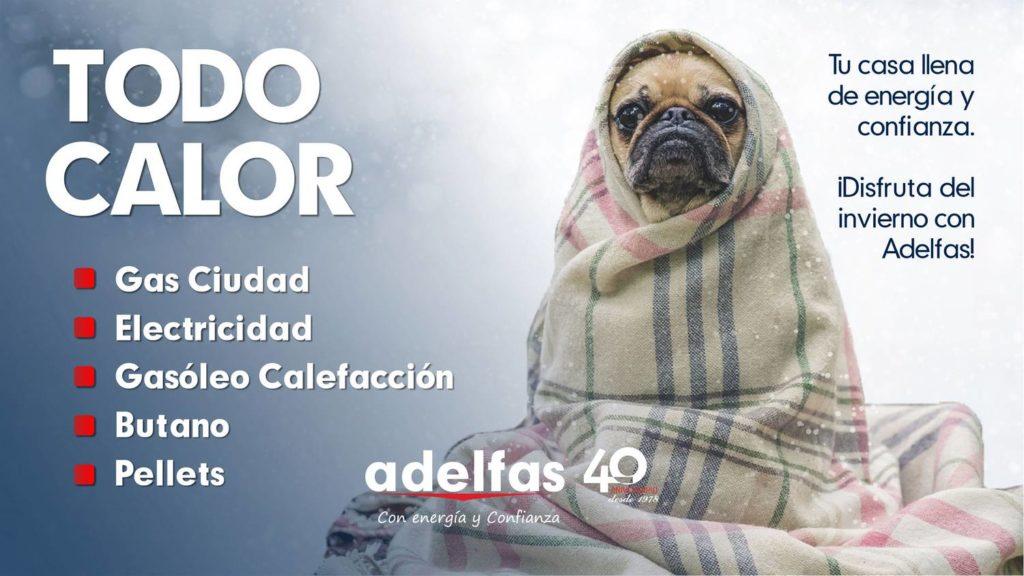 Todo Calor disfruta del invierno con Adelfas